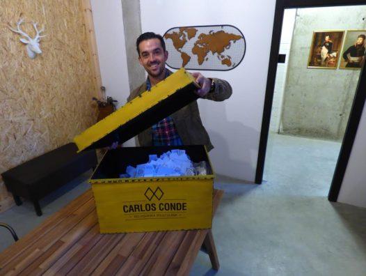 Celebración Del Sorteo Del Viaje De Tus Sueños Con Carlos Conde
