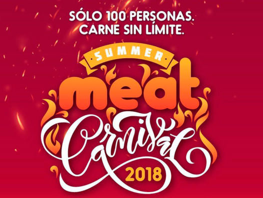 Rumbo A La Meat Carnival De Valencia