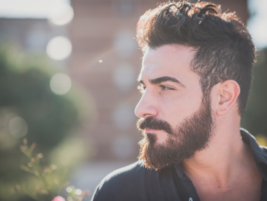 Barbas Según El Tipo De Cara