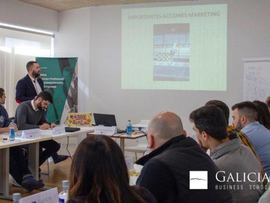 Experiencias De Marketing En Galicia Business School