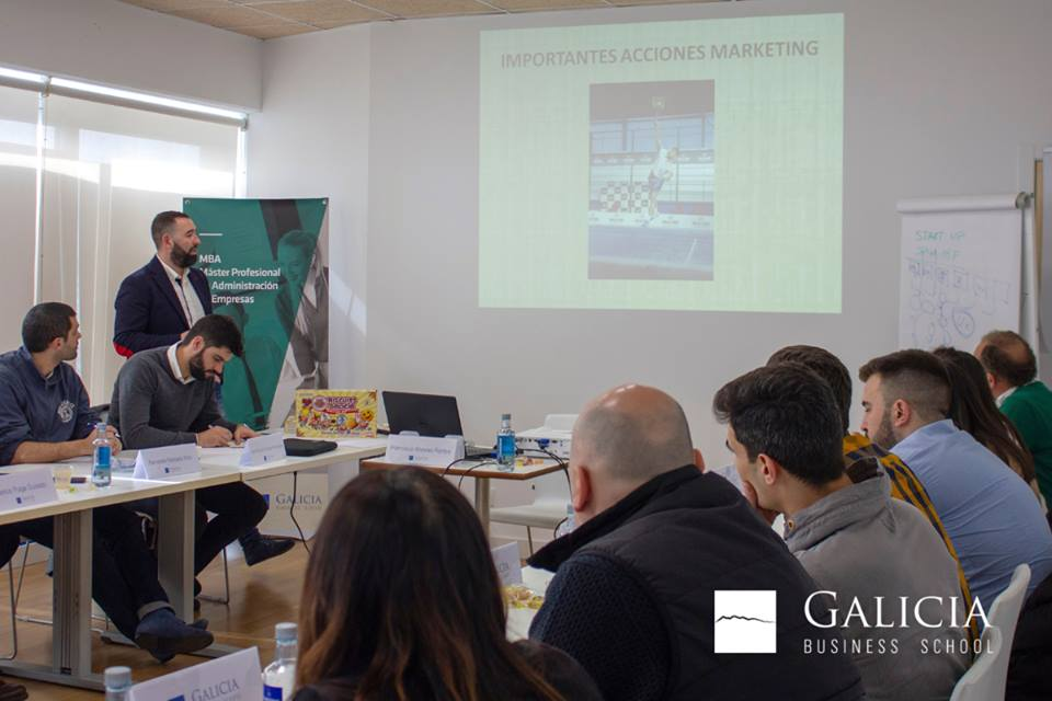 Experiencias De Marketing En Galicia Business School