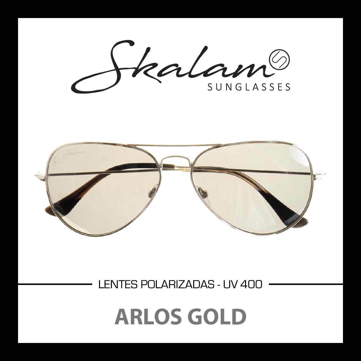 Gafas De Sol Arlos Gold