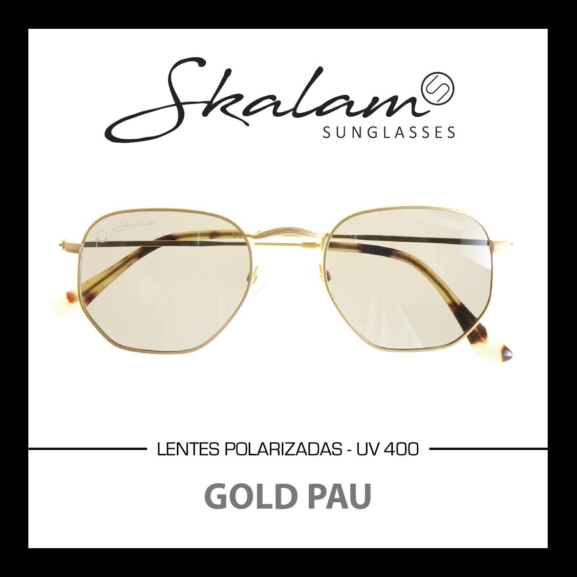 Gafas De Sol Gold Pau
