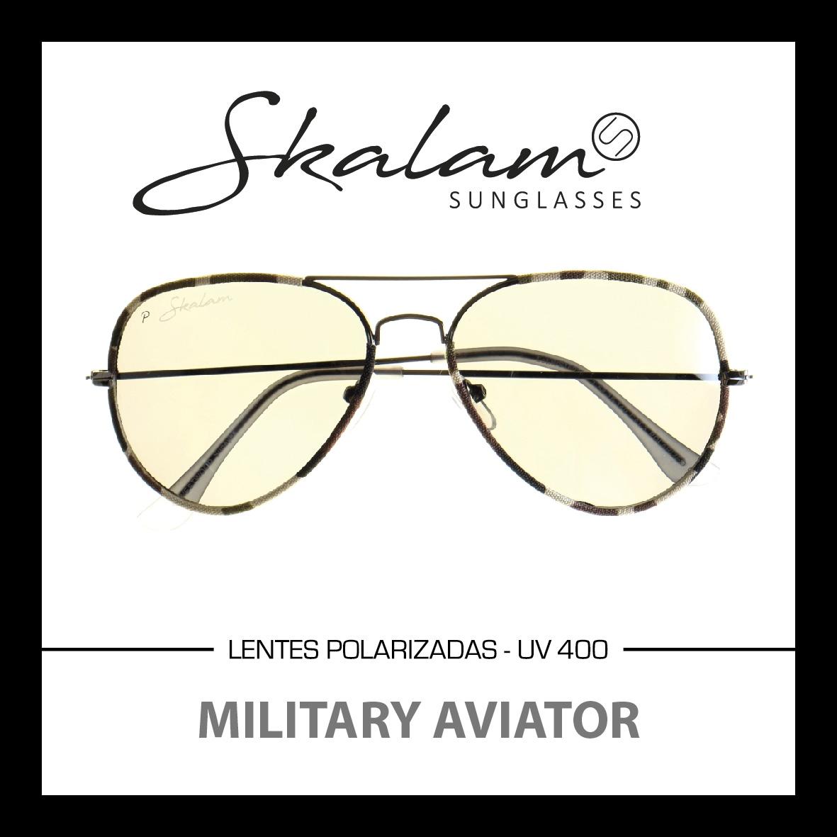 Gafas de Sol Aviador militar