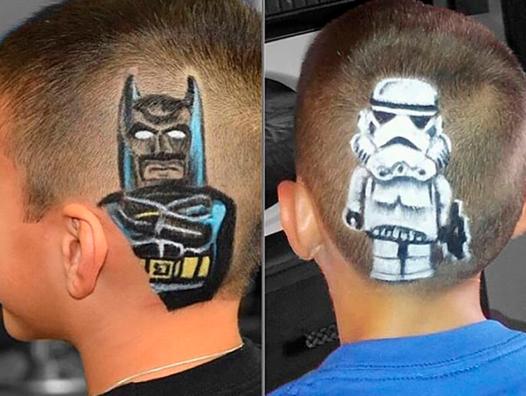 La Nueva Tendencia Del Hair Tattoo