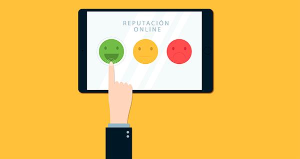 reputación online de una marca
