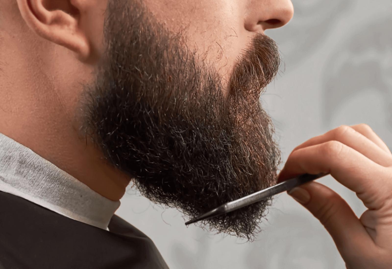 Cómo Alisar Tu Barba Rizada