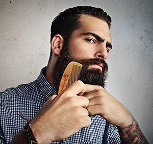 barba rizada