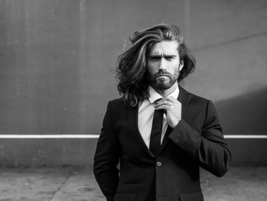 Peinados Para Hombres De Pelo Largo 2020