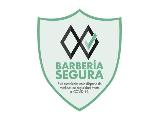 Presentamos Nuestro Sello: Barbería Segura