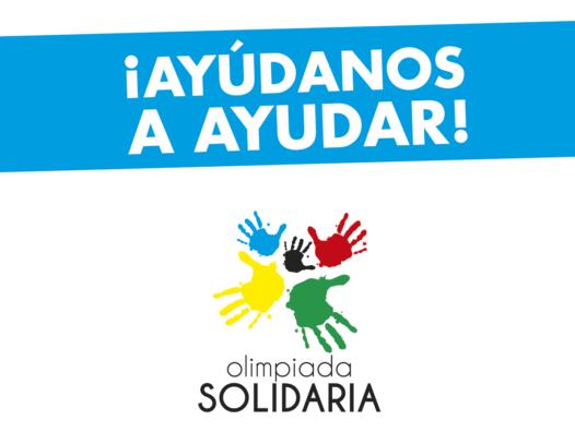 Únete A La Olimpiada Solidaria: Ayúdanos A Ayudar